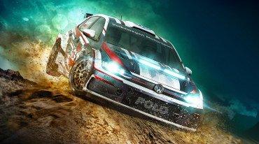 4K Gameplay video από το DiRT Rally 2.0
