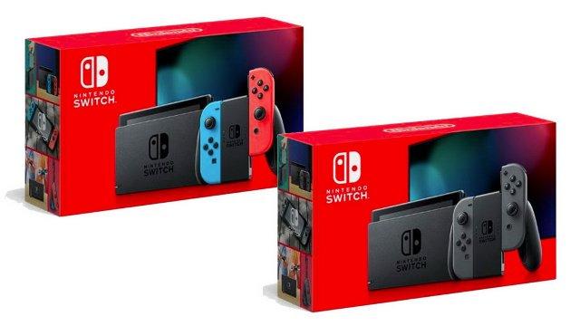 Επίσημο: Ανακοινώθηκε η αναβαθμισμένη έκδοση του Nintendo Switch