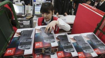 Απόλυτη κυριαρχία της Nintendo σε videogames software και hardware για το 2018 στην Ιαπωνία