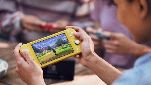 Αυτή είναι η επίσημη τιμή του Nintendo Switch Lite στην Ελλάδα