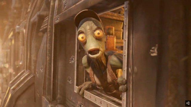 Oddworld: Soulstorm: Πρώτο in-game cinematic video από το GDC 2019