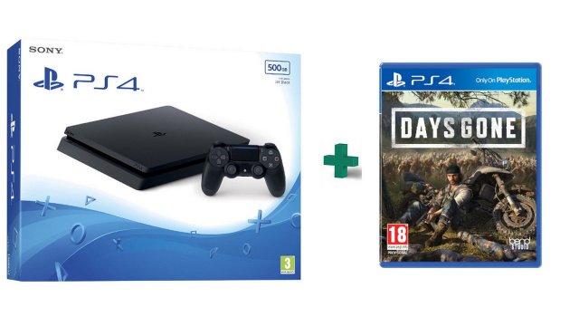 Αυτά είναι τα PS4 Bundles με το Days Gone που κυκλοφορούν στην Ελλάδα