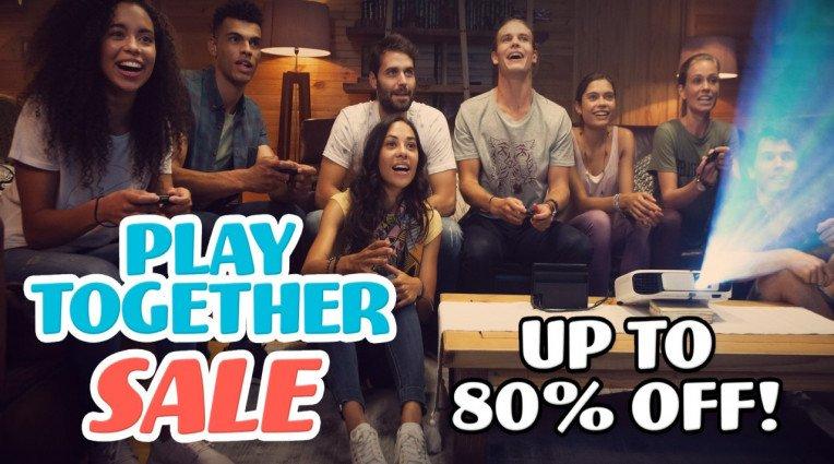 Play Together Sale στο eShop του Nintendo Switch