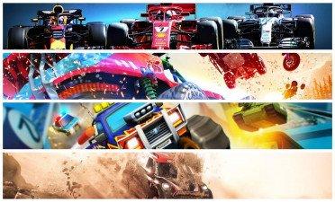Μεγάλος διαγωνισμός racing games