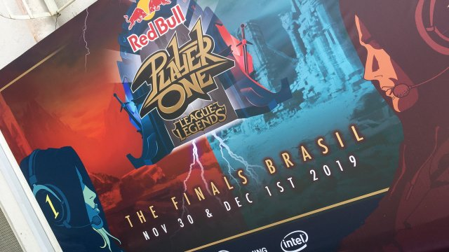 Red Bull Player One World Finals - Brazil 2019: Warm-up & Training Day