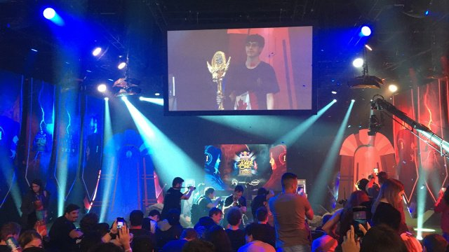 Red Bull Player One World Finals - Brazil 2019 - Tournament Day 2