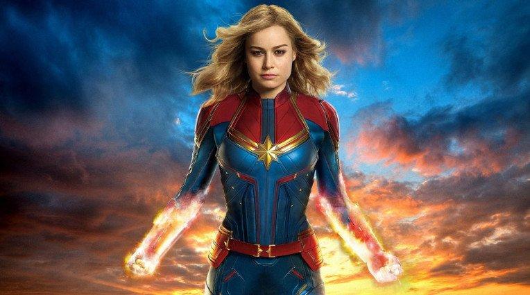 Τηλεοπτικό σποτ για την ταινία Captain Marvel