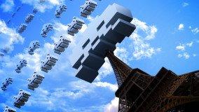 5 χρόνια μετά την ανακοίνωσή της, η ταινία Space Invaders βρίσκει σεναριογράφο