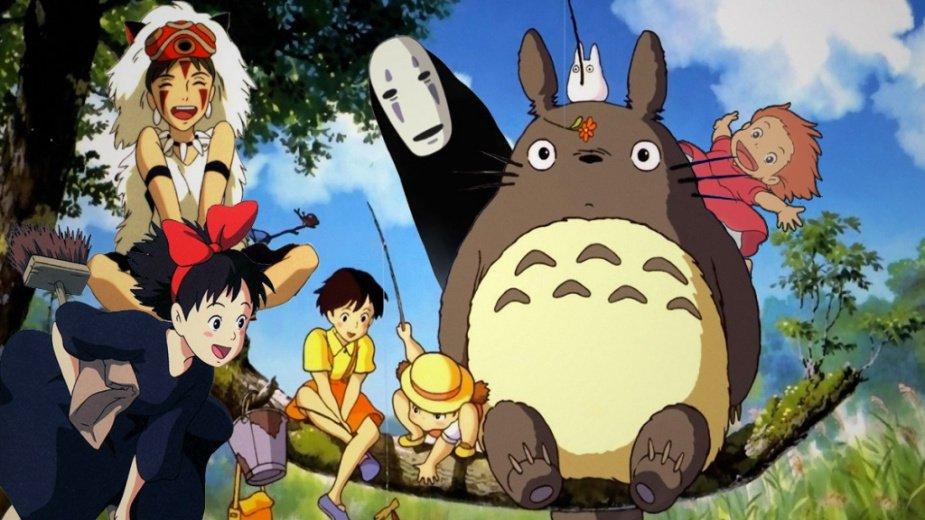 Σύντομα διαθέσιμες για streaming οι ταινίες του Studio Ghibli