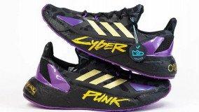 Η Adidas ετοιμάζει Cyberpunk 2077 sneakers