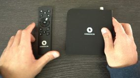 COSMOTE TV Over The Top Android TV Box Video Review