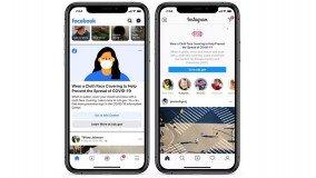 Facebook και Instagram θα συνεχίσουν τις υπενθυμίσεις για τη χρήση μάσκας