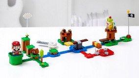 Νικητής διαγωνισμού LEGO Super Mario
