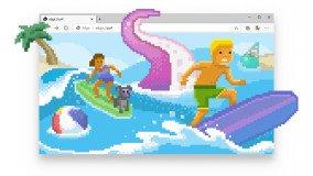 Edge surf: Νέο game για τους χρήστες του Edge browser και τις offline στιγμές τους (trailer)