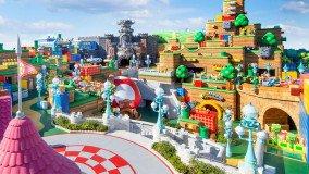 Το θεματικό πάρκο Super Nintendo World ανοίγει στις 18 Μαρτίου με αυστηρά μέτρα λόγω COVID-19