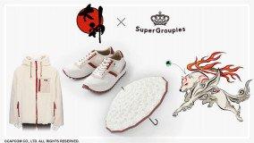 Okami: Νέα σειρά ρούχων και αξεσουάρ από την SuperGroupies