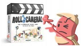Το Roll Camera! είναι το νέο επιτραπέζιο παιχνίδι στο Kickstarter το οποίο σας μετατρέπει σε σκηνοθέτη