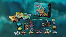 Ανακοινώθηκε νέο επιτραπέζιο Betrayal at House on the Hill με τον Scooby-Doo