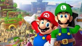 Παρουσιάστηκε το Super Nintendo World theme park και θυμίζει «ζωντανό videogame» (video+photos)