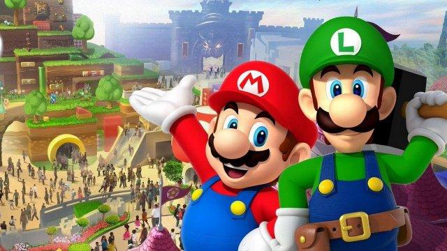 Καθυστερεί εώς το 2025 το άνοιγμα του Super Nintendo World στο Ορλάντο