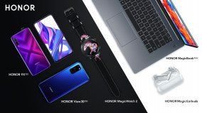 Αποκαλύφθηκαν τα Honor View 30 Pro, Honor 9X Pro, Honor MagicBook και Honor Magic Earbuds