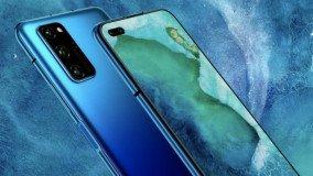 Έρχεται στην Ευρώπη με Huawei Mobile Services η Honor V30 Series