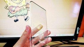 Η πρώτη προστασία οθόνης του Huawei Mate 40 Pro μαρτυρά πολλά για τη συσκευή