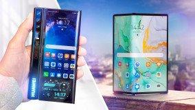 Η Huawei ανακοίνωσε το αναδιπλούμενο Mate Xs