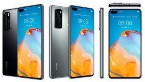Πλούσια δώρα με τις προπαραγγελίες των Huawei P40