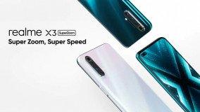 Το Realme X3 Superzoom έρχεται με περισκοπικό zoom και οθόνη 120Hz