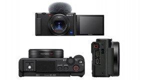 Sony ZV1: Νέα compact κάμερα με ευκολίες για τους vloggers