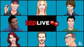 Dungeons & Dragons: Ανακοινώθηκε το D&D Live 2020