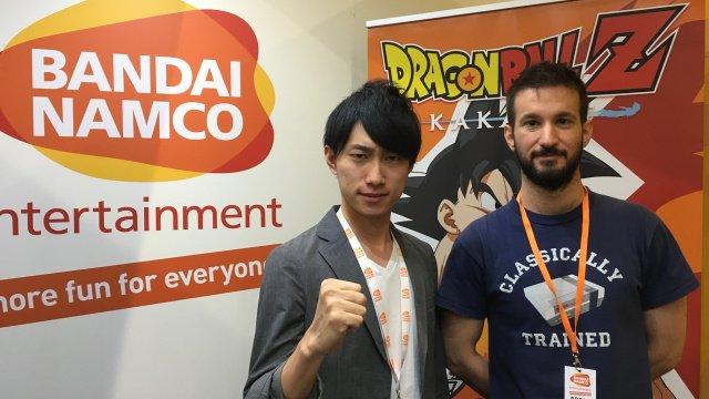 Dragon Ball Z Kakarot: Συνέντευξη με τον Ryosuke Hara