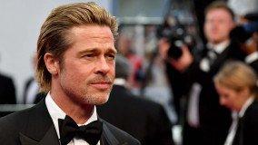 Ο Brad Pitt στην κινηματογραφική ταινία action thriller Bullet Train