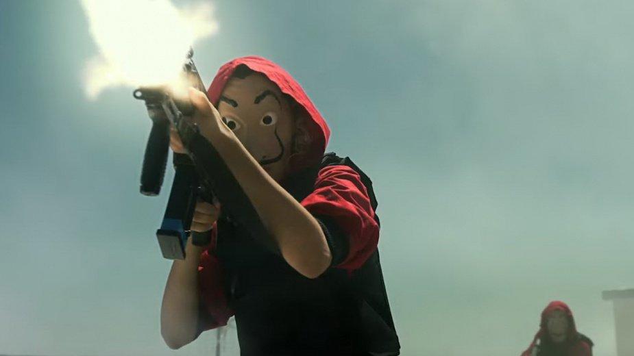 O Άλεξ Πίνα ανακοίνωσε και επίσημα την 5η σεζόν για το La Casa De Papel στο Netflix