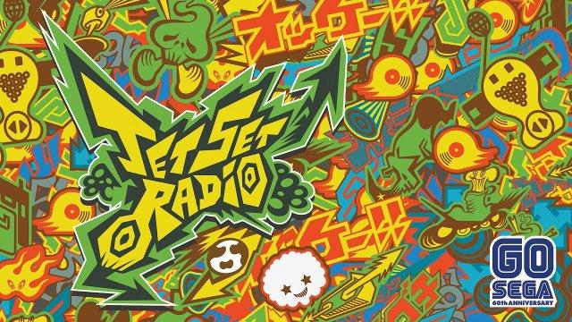 Σκονισμένο Ράφι: Jet Set Radio