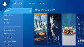 Τέλος οι αγορές ταινιών από το PlayStation Store