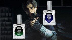 H Capcom παρουσίασε τα επίσημα αρώματα του Resident Evil!