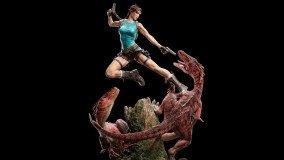 Πανέμορφο νέο άγαλμα της Lara Croft από το Tomb Raider, με την υπογραφή της Weta Workshop (videos)