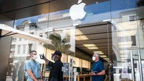 Ανοίγουν για πρώτη φορά μετά από 1 χρόνο και τα 270 Apple Stores στις ΗΠΑ