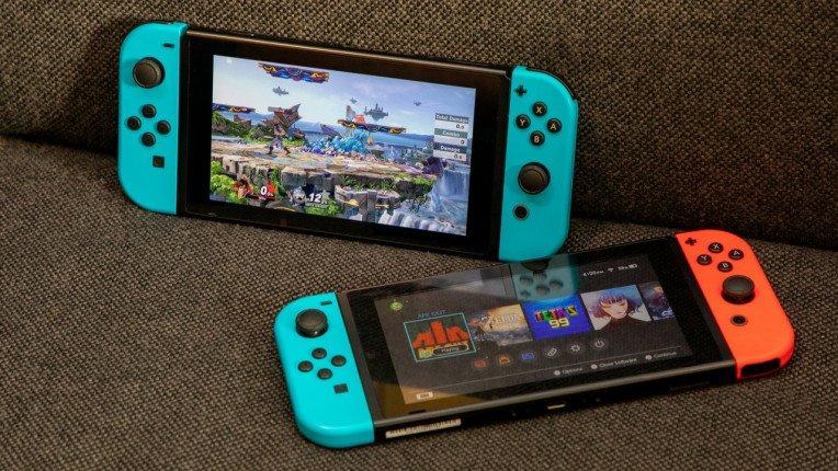 Nintendo Switch 01 764 430