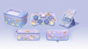 Nintendo Switch: Νέα σειρά αξεσουάρ με θέμα το Animal Crossing από τη HORI