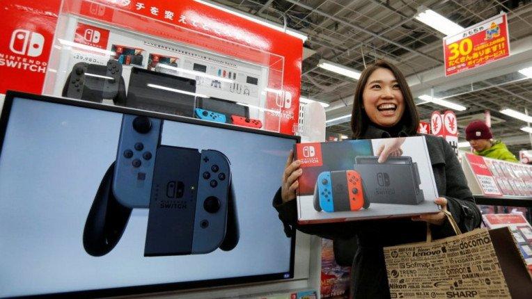 Nintendo Switch Japan Sales 01 764 430