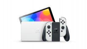 Πρώτες κοντινές εικόνες από το Nintendo Switch OLED