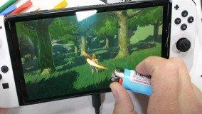 Τεστ αντοχής της οθόνης του Nintendo Switch OLED μαρτυρά πως χρειάζεται ιδιαίτερη προσοχή (video)