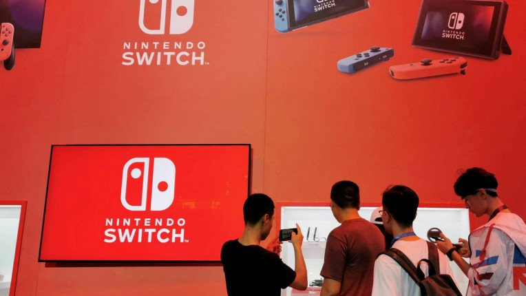 Nintendo Switch Sales 01 764 430
