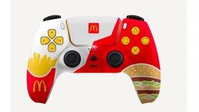Η Sony εμποδίζει την κυκλοφορία PS5 DualSense controllers από τα McDonalds