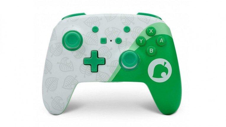 PowerA Animal Crossing Controller 01 764 429