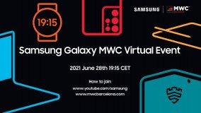 Στις 28 Ιουνίου το online event της Samsung για το MWC 2021