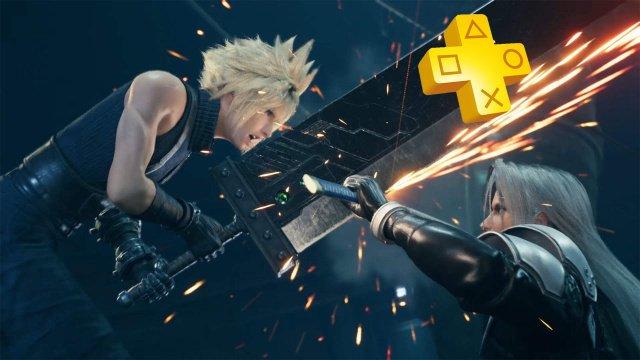Με Final Fantasy VII Remake και 4 games συνολικά τα PS Plus Games Μαρτίου (upd)